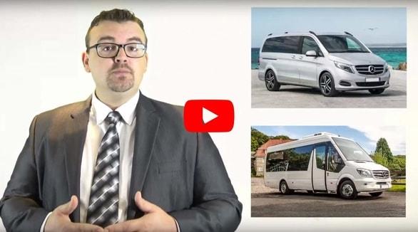 location minibus youtube