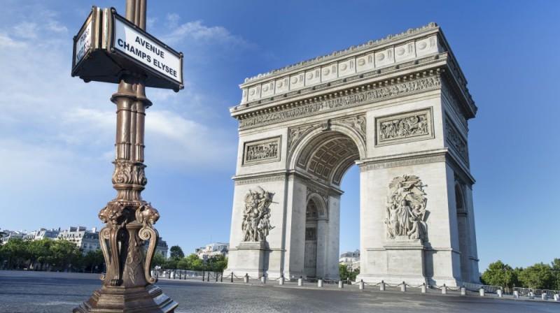 minibus avec chauffeur Arc de Triomphe location de car avec chauffeur