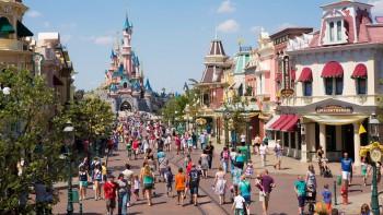 Disneyland Paris location bus prix