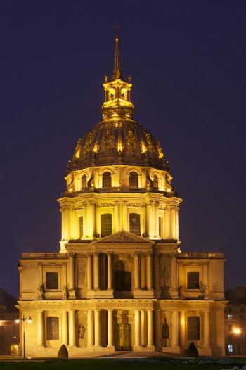 Église du Dôme des Invalides location bus paris